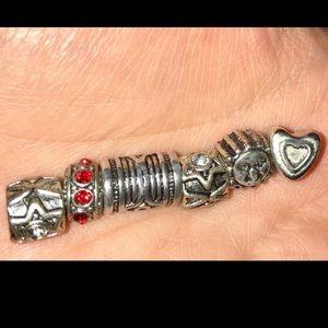 Bracelet charms - not Pandora